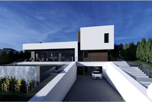 Villa moderna8