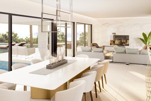 Villas au style architectural contemporain3