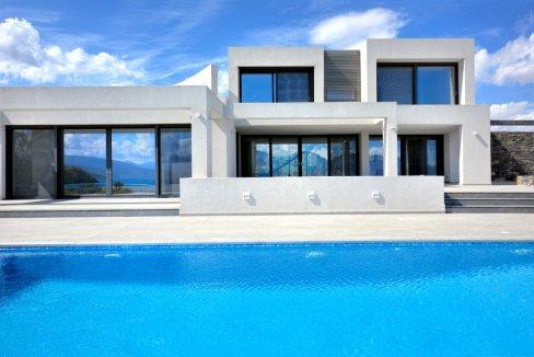 immobilier Grèce la côte d'Agios Nikolaos1