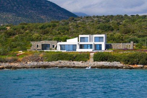 Grèce maison impressionnante 5 chambres 470 m² vue panoramique sur la mer