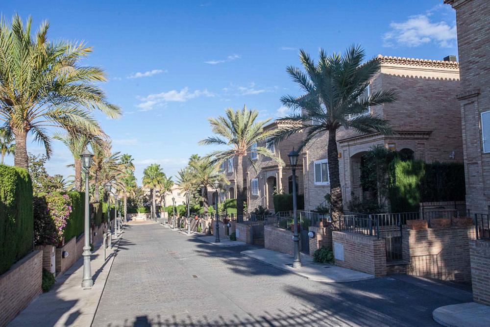les habitations à Valencia