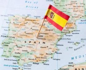 la carte de l'Espagne pour investir dans l'immobilier