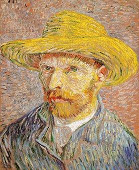 toile de Van Gogh Alive de Valence