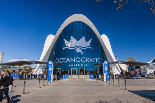 musee oceanografic de Valence