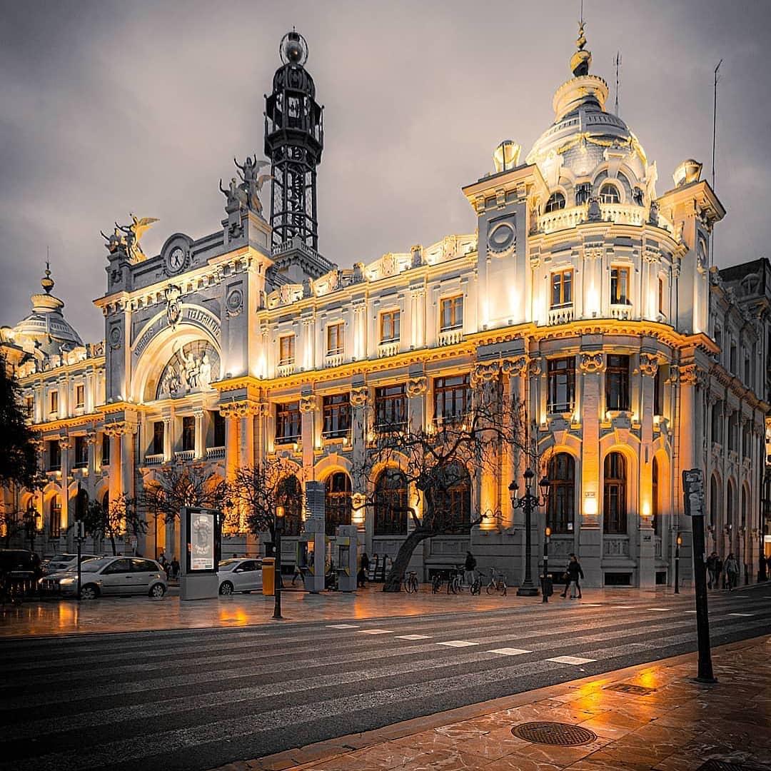 place de la mairie de valencia