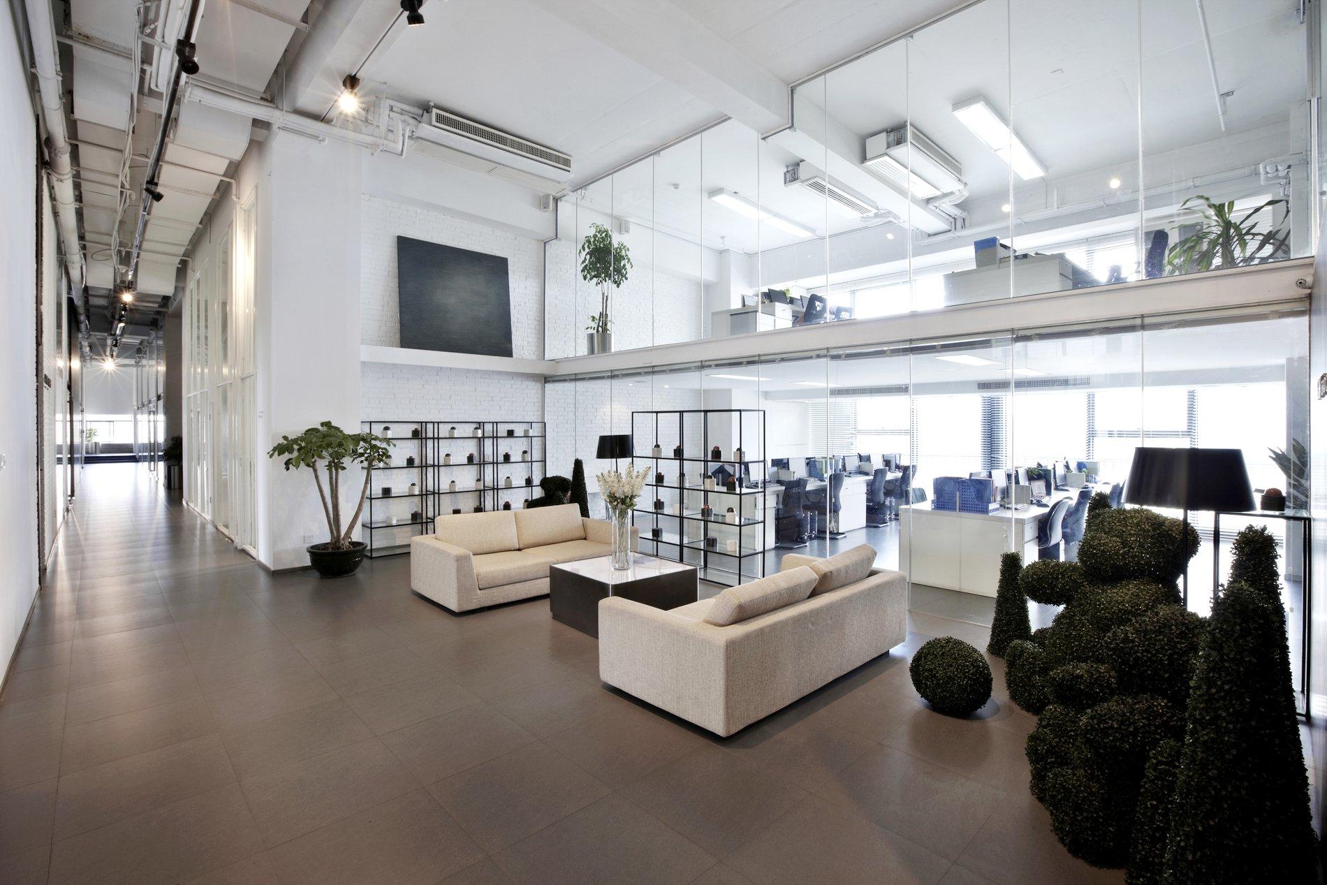 The Place To Work  Interview  Le Blog Immobilier De Cbre