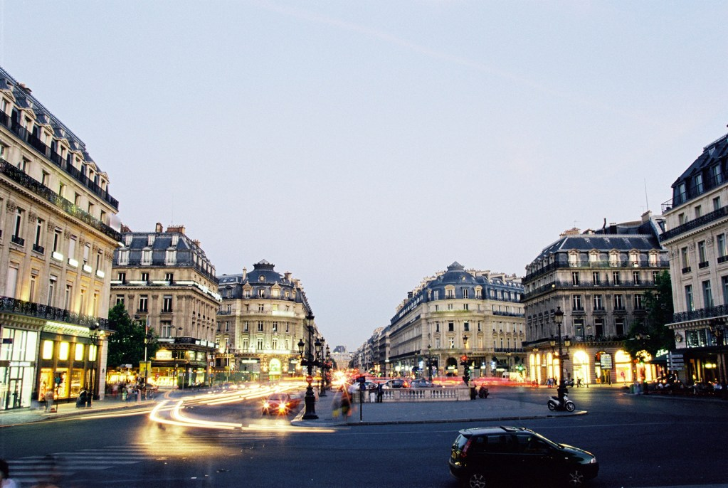 Quartier de l'Opera, Paris