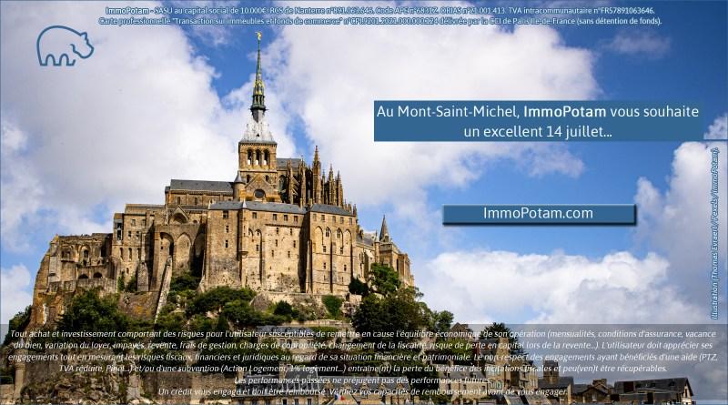 ImmoPotam-14-juillet-Mont-Saint-Michel-Manche-50-Normandie-immobilier-logement-appartement-maison-patrimoine-ancien-neuf-vefa-1p-2p-3p-4p-5p-6p-banque-courtier-pret-ptz