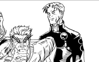 Conrad behind Deraj