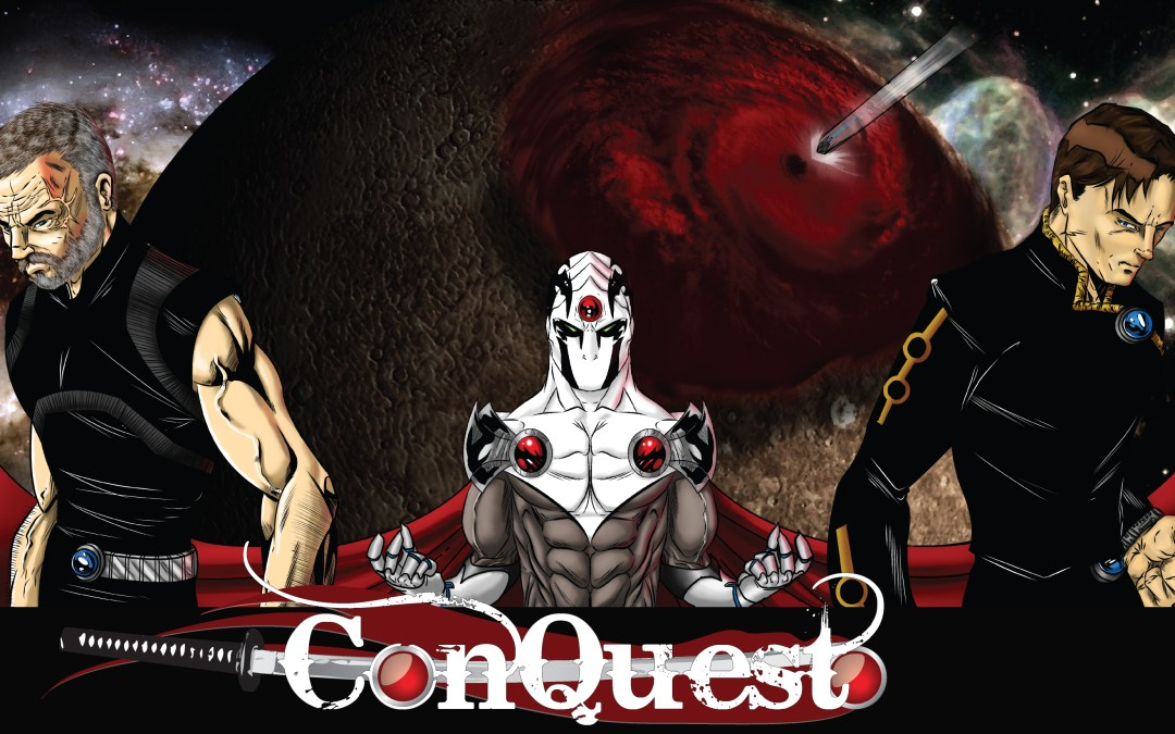 The Conquest Banner! Art…