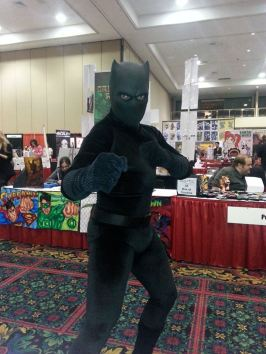 Las Vegas Comic Expo 2013 Immortal Samurai Comics Black Panther
