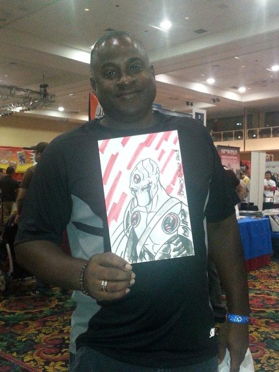 Las Vegas Expo Divergence Immortal Samurai Comics