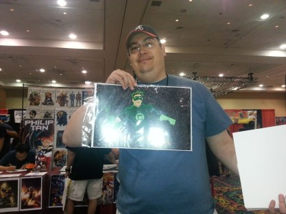 Las Vegas Expo Jeremy Lassner Immortal Samurai Comics