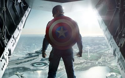 Captain America Winter Soldier Trailer 2013