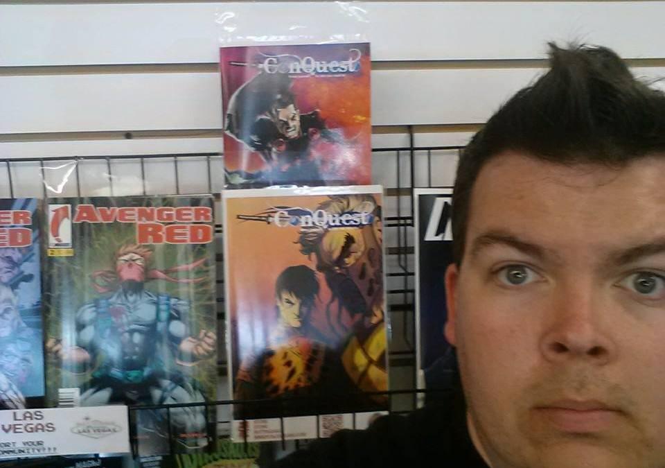Halloween ComicFest 2013 Cosmic Comics