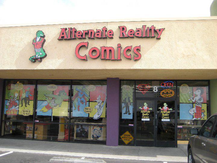 Alternate Reality Comics Las Vegas NV
