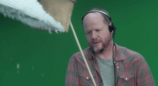 Joss Whedon in Con Man