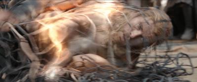 (Thor bound)