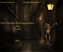 Deadly Streetlight salespic