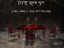 Dying Room Set