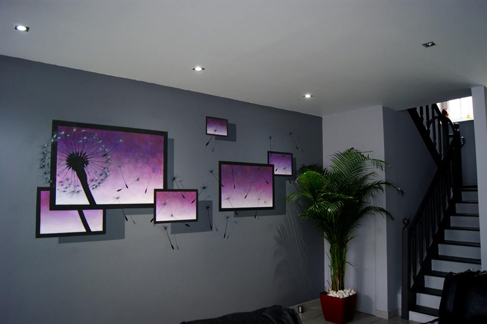 affordable with model peinture salon