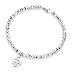 Fab Giveaway Beaded Silver Bracelet