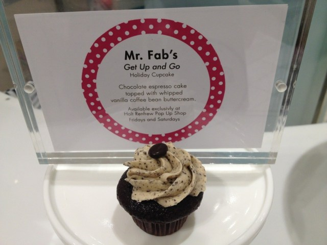 Crave Cupcake Calgary Mr. Fab