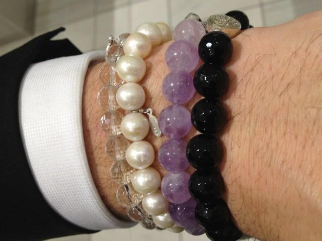 Anzie Bracelets, clasps