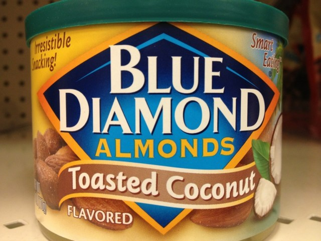 Toated Coconut ALmonds