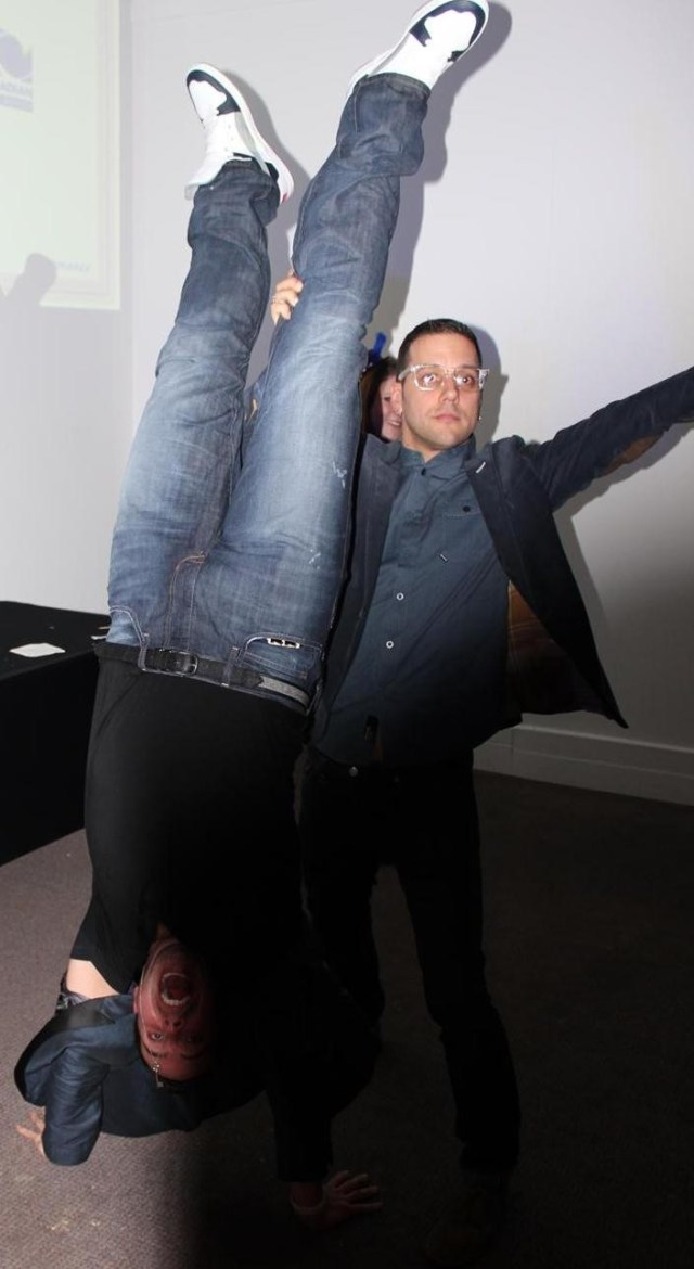 Strombo and Fab (1)
