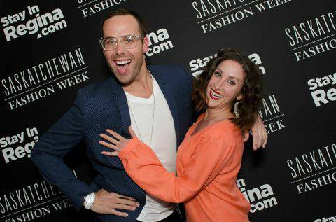 Sask Fashion Week with FAB
