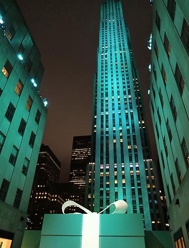Tiffany & Co Blue Book Ball 2013 NYC