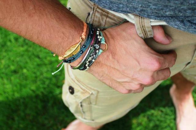 Pura Vida Bracelets Fashion Arm Party (3)