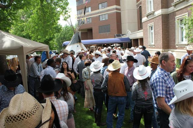 Field Law Party 2013 Stampede