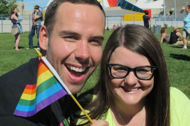 Pride Parade Calgary  FAB