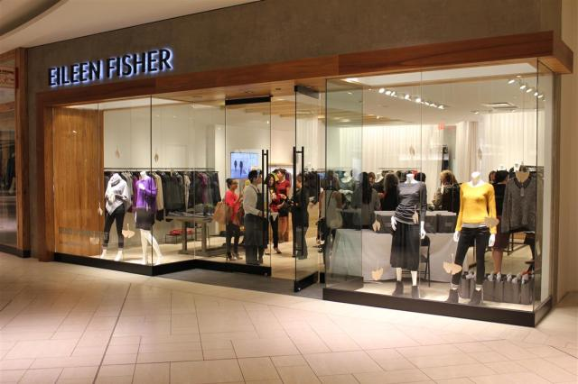 Eileen Fisher Chinook Centre Canada Store (1)