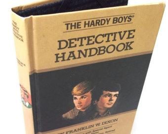 Hardy Boys Detective HAndbook
