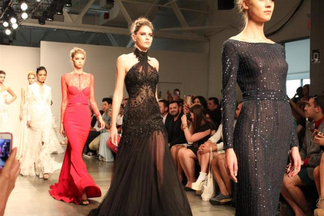 Steven Khalil MBFW NYC Fashion Week Palette