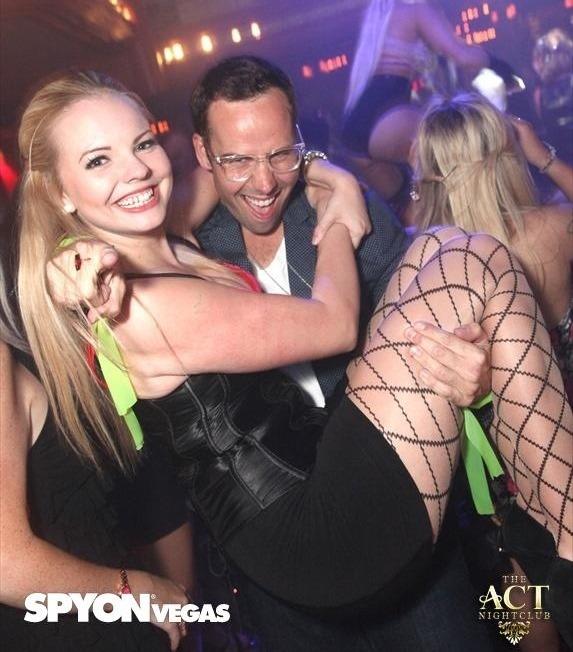 ACT nightclub LasVegas MrFab