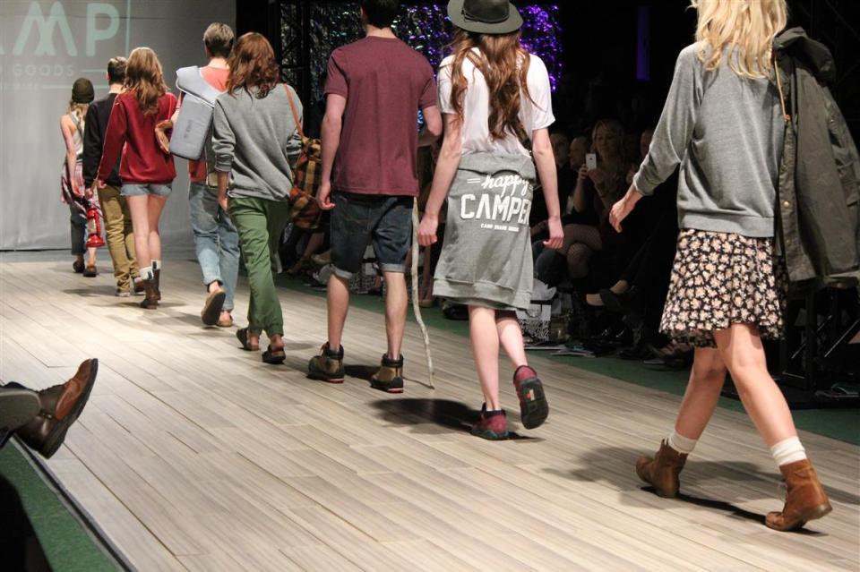 PARK SHOW Calgary Camp Brand Clothing