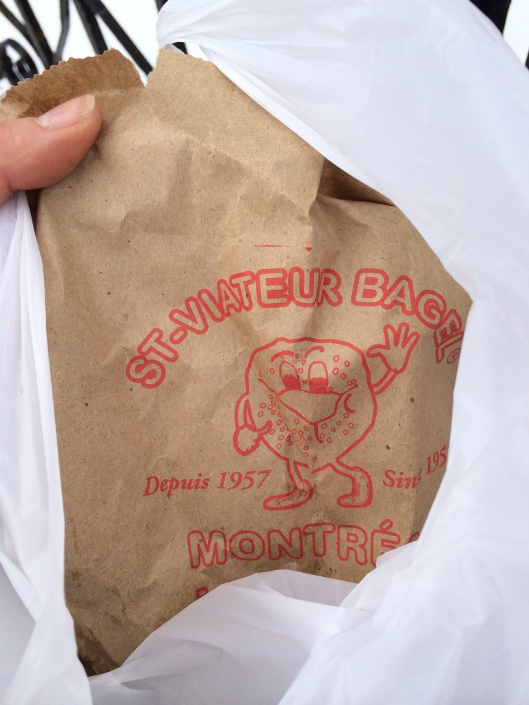 St Viateur Bagel Cafe Montreal MrFab7