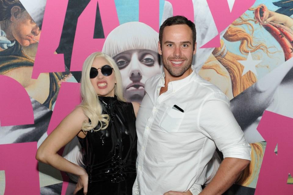 MrFab meets Lady Gaga Fan photo artrave