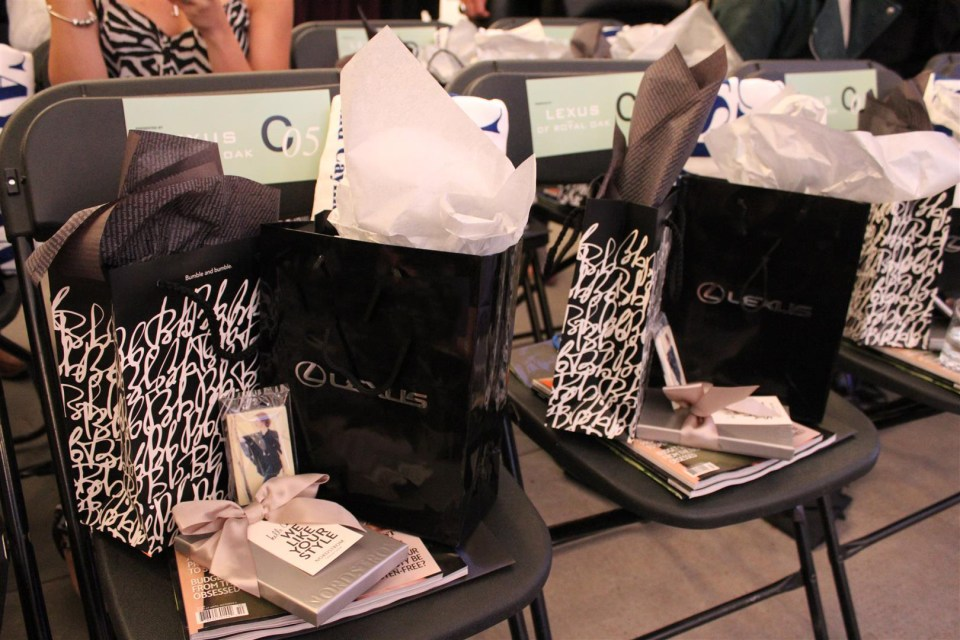 PARKLUXE Giftbags (Large)