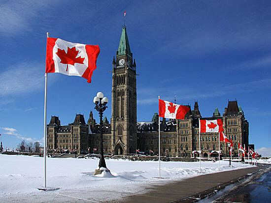 Image result for canada city flag