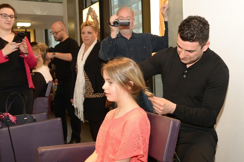 Paige Reid Haircut