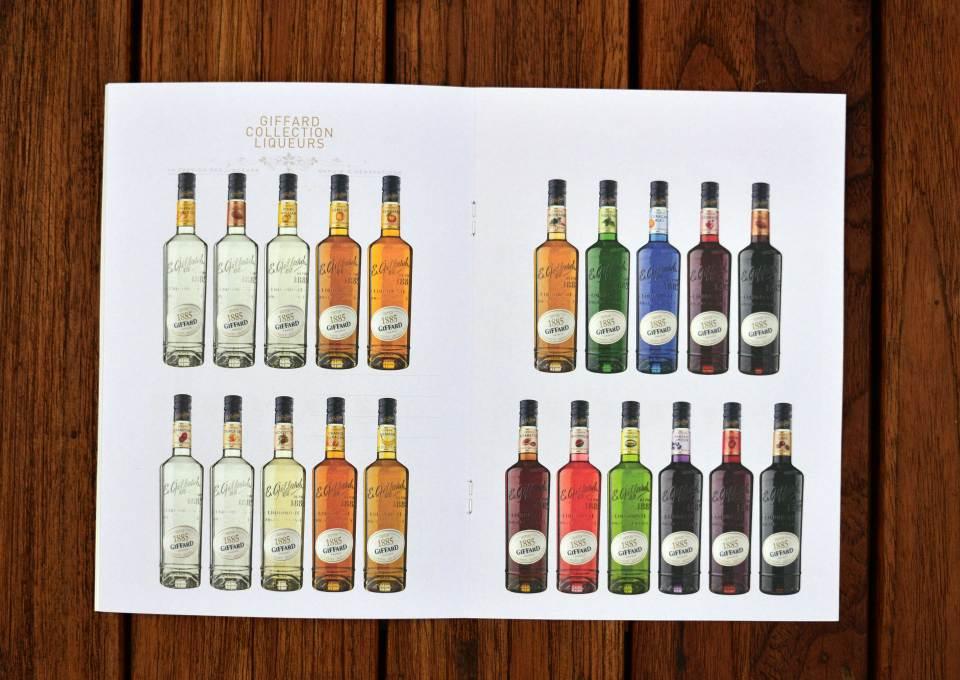 Giffard_liquer_bottles