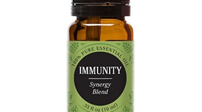 Eden Garden Essential Immunity Oil Featured
