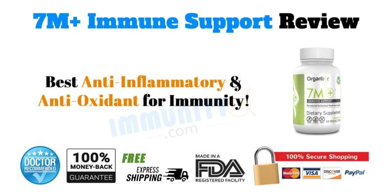 Organixx 7mPlus Immune Support Review