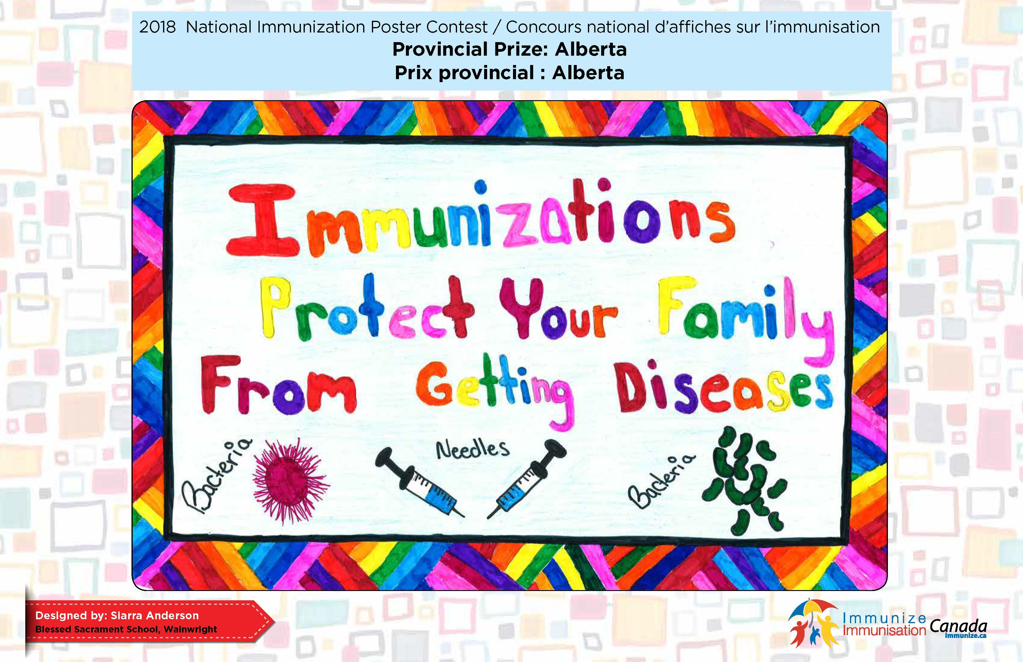 national immunization poster contest