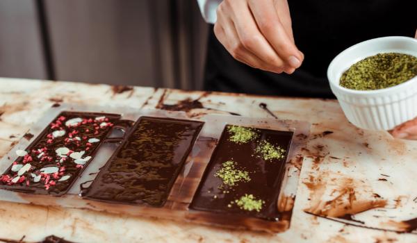 dark chocolate in your diet